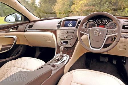 El interior del nuevo Opel/Vauxhall Astra