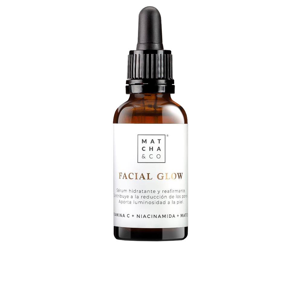 Matcha & Co FACIAL GLOW serum Cremas Antiarrugas y Antiedad