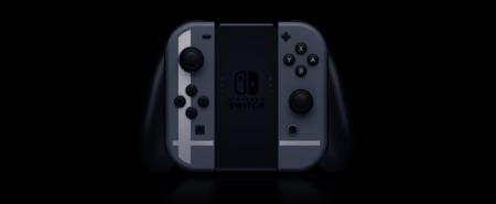 Nintendo Switch Pack Smash Bros Joy Con