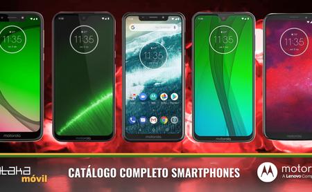 Motorola Moto G7, G7 Plus, G7 Power y G7 Play, así encajan dentro del catálogo completo de smartphones Motorola en 2019