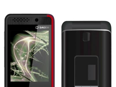 Resto de novedades de móviles Sagem para el MWC 2008
