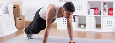 Siete ejercicios de cardio que puedes hacer en casa sin material