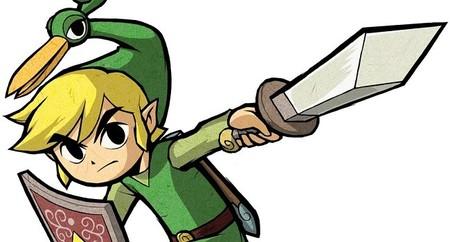 The Legend of Zelda: The Minish Cap llegará a Wii U