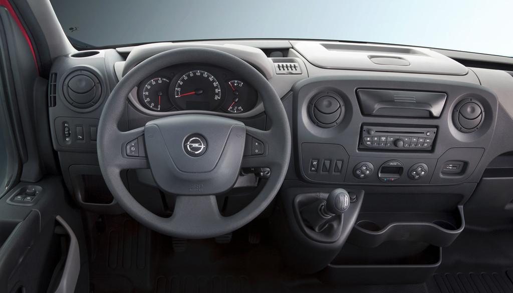 Foto de Opel Movano (2/9)