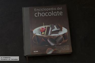 Enciclopedia del Chocolate. Libro de recetas