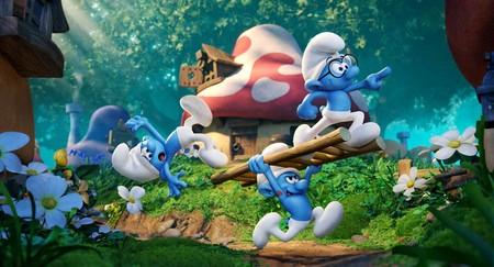 'Los Pitufos: La aldea escondida', trailers del regreso animado de las criaturas de Peyo