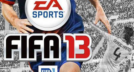 Se desvela la portada de 'FIFA 13' con Leo Messi a la cabeza