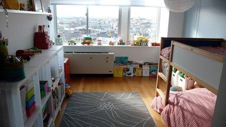 Swissmiss - habitación niños