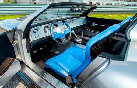 El único Ford Shelby Cobra Concept (2004) del mundo, a subasta