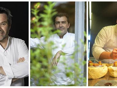Estos son los mejores chefs del mundo, según los propios chefs