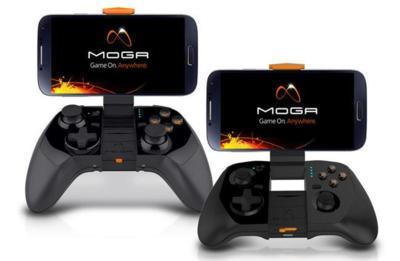Moga Power Series, el mando para smartphone que recargará la batería mientras juegas