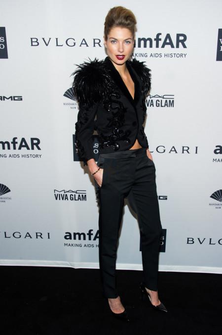 Jessica Hart amfAR 2014