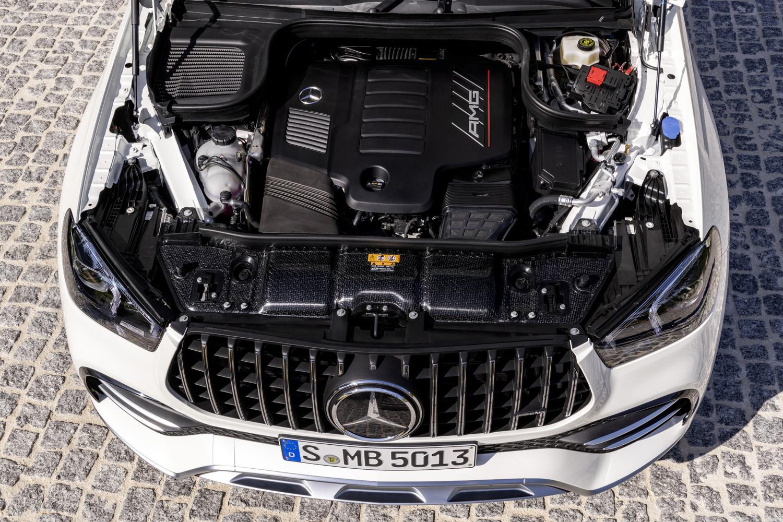 Foto de Mercedes-Benz GLE Coupé y Mercedes-AMG GLE 53 4Matic+ Coupé (37/83)