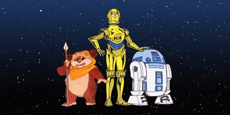 Star Wars Classic Animation