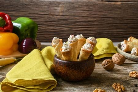 ¿Picoteo para los días de calor? Añade a tu menú estos aperitivos fáciles y rápidos