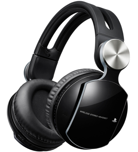 Sony Pulse Wireless Stereo Headset, Elite Edition
