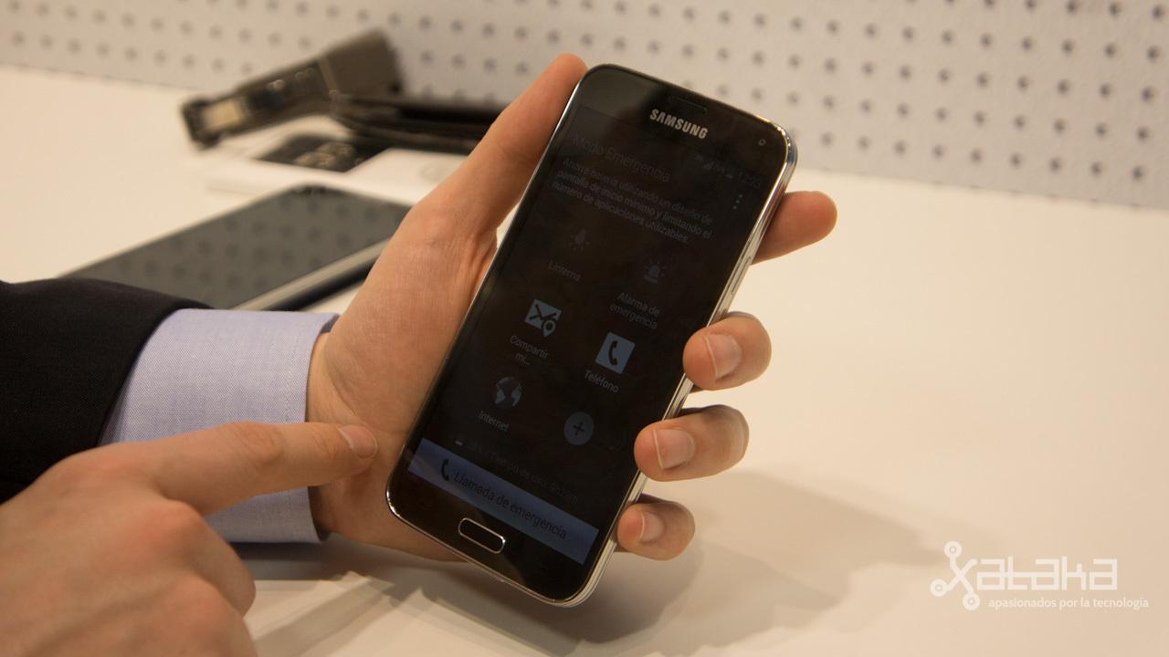 Foto de Samsung Galaxy S5 (17/19)