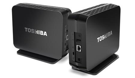 Toshiba anuncia NAS Canvio Home de 2TB y 3TB, la nube en el hogar