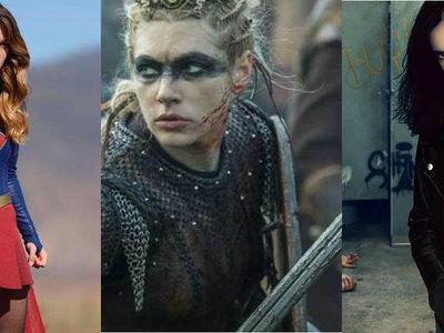 17 heroínas de series de televisión de las que soy fan absoluto