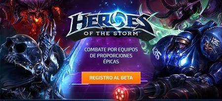 Finalmente podremos probar Heroes of Storm en México