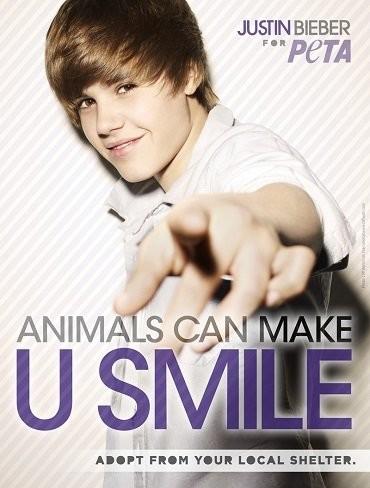 Justin Bieber tú si que eres una buena mami