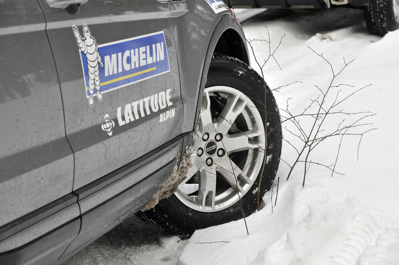 Foto de Michelin Pilot Alpin y Michelin Latitude Alpin (fotos oficiales) (16/18)