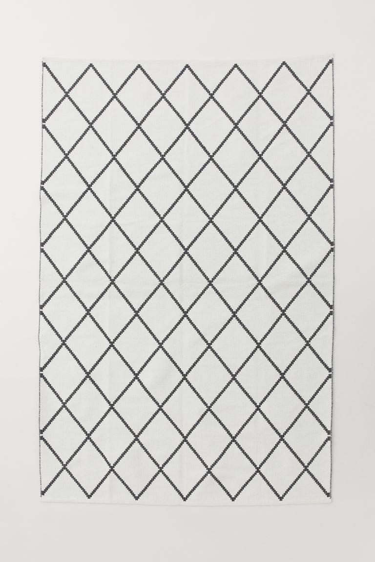 Alfombra grande en jacquard 200 x 300 cms