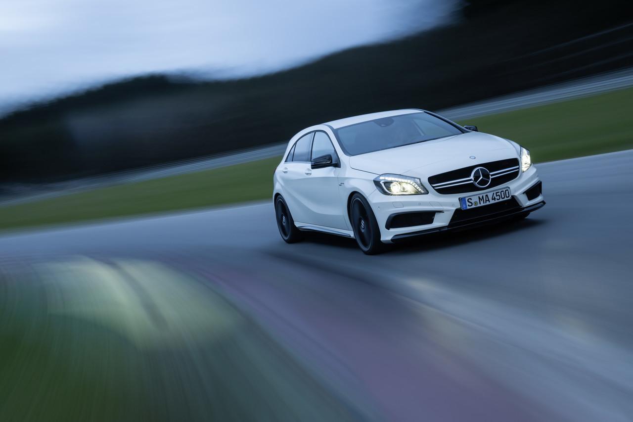 Foto de Mercedes-Benz A 45 AMG (14/24)