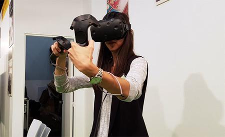 Realidad Virtual Simo 2016