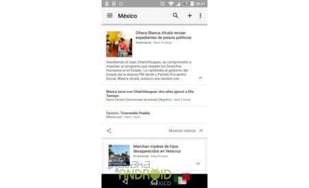 Noticias Locales Google