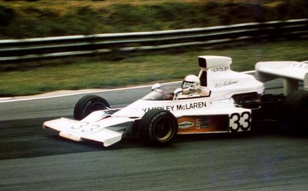Hailwood Mclaren F1