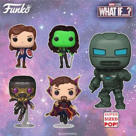 Funko POP de Marvel What If en Amazon México