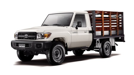 Toyota Land Cruiser 70 2022