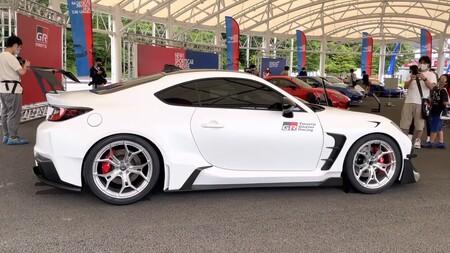 Toyota Gr 86 Gazoo Racing 2021 1