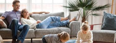 El 80 por ciento de los padres cree que el confinamiento ha creado una mayor complicidad con sus hijos