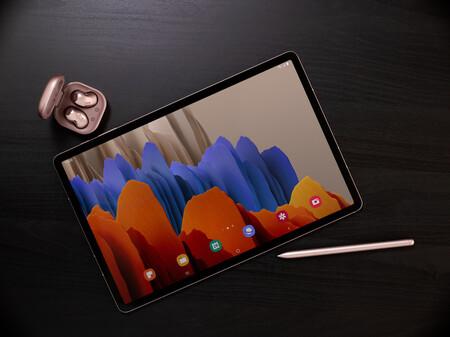 La Samsung Galaxy Tab S7 está rebajada a su precio mínimo histórico en Amazon, por 719 euros