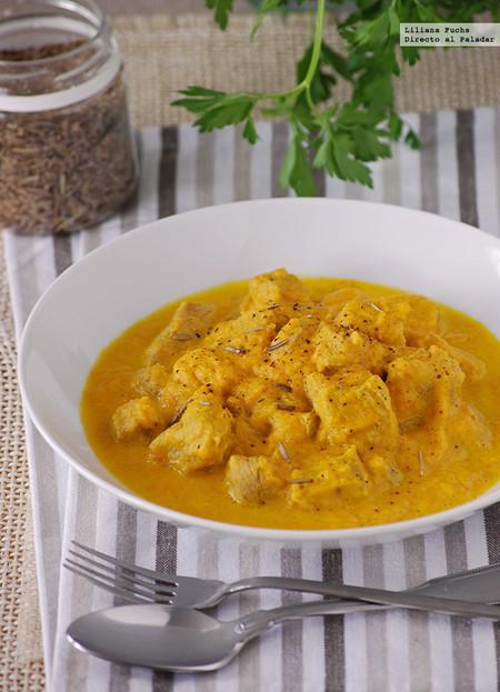 Magro de cerdo en salsa de zanahoria y naranja al romero: receta para mojar pan con extra de vitaminas