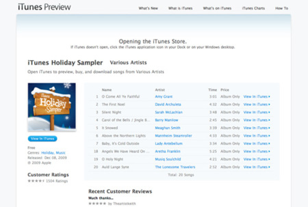 Apple podría trasladar iTunes a la web