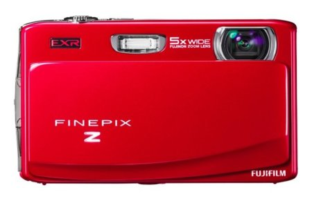 La FinePix Z900EXR estrena sensor EXR