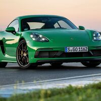 El próximo Porsche 718 podría ser eléctrico, aunque la firma asegura la decisión sigue en el aire