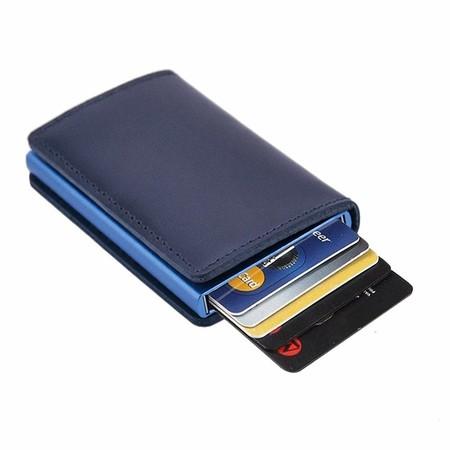 f5d64b086 Máxima seguridad para tus tarjetas: el tarjetero Dlife con bloqueo ...