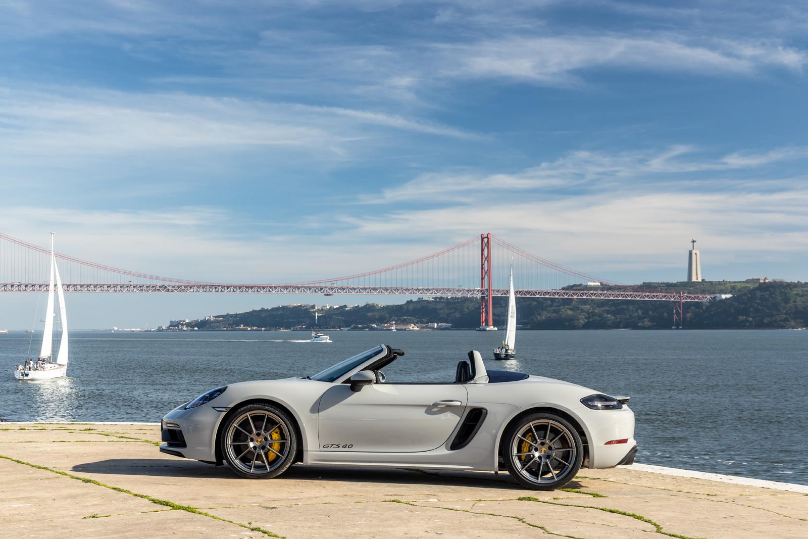 Foto de Porsche 718 Boxster GTS 4.0 (presentación) (79/88)