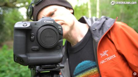 Canon Eos R3 De Cerca 2
