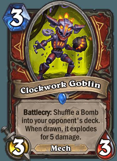Clockwork Goblin