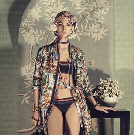 Zara lanza la colección primavera-verano 2018, que promete llenar tu armario de mucho lujo low cost