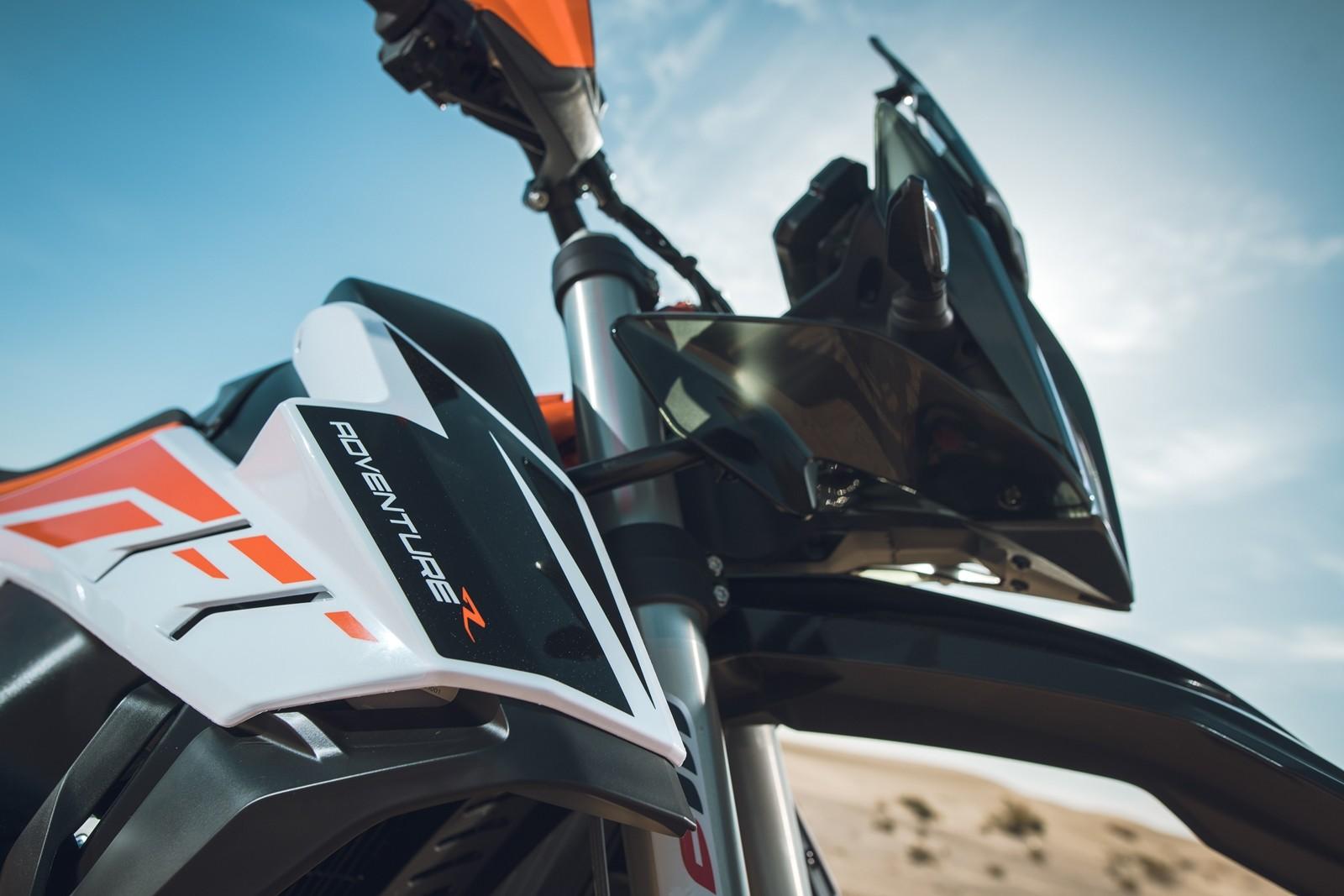 Foto de KTM 790 Adventure 2019, prueba (74/128)