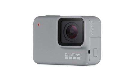 La versión econímica de la cámara de acción de moda, la GoPro Hero 7 White, con el cupón ALIGANGA10, en AliExpress Plaza, sólo nos cuesta 147,60 euros