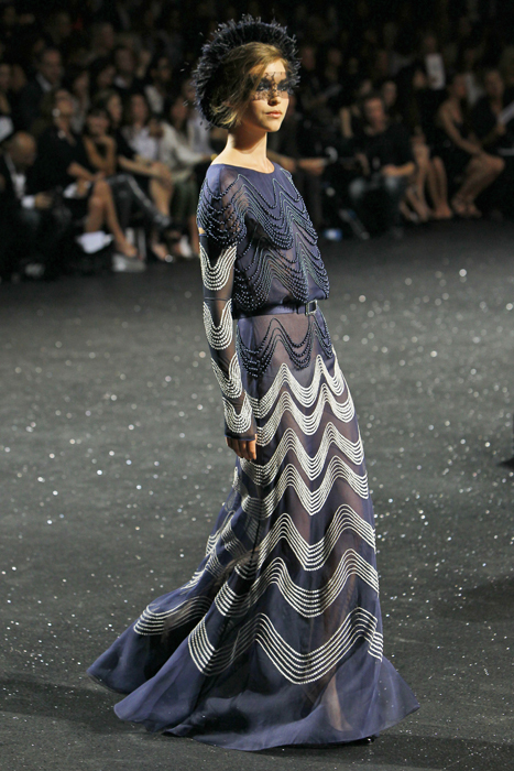 Todas las imágenes de Chanel Alta Costura Otoño-Invierno 2011/2012