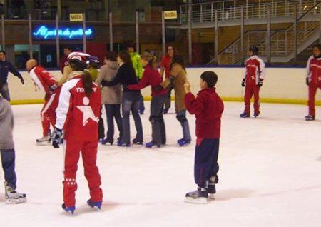 Jornada de patinaje sobre hielo 09