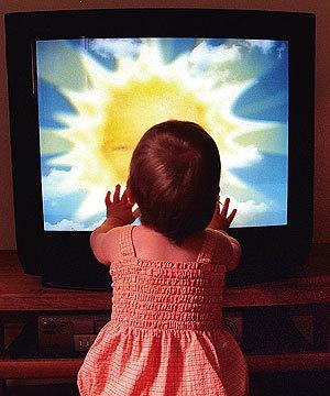 La televisión puede perjudicar el desarrollo del habla